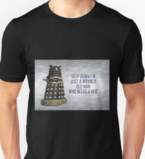 A Wrinkly Old Man Who Needs A Hug T-Shirt