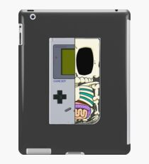 Game Boy Dissected B iPad Case/Skin