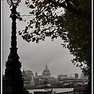 South bank Walking by Sparowsong