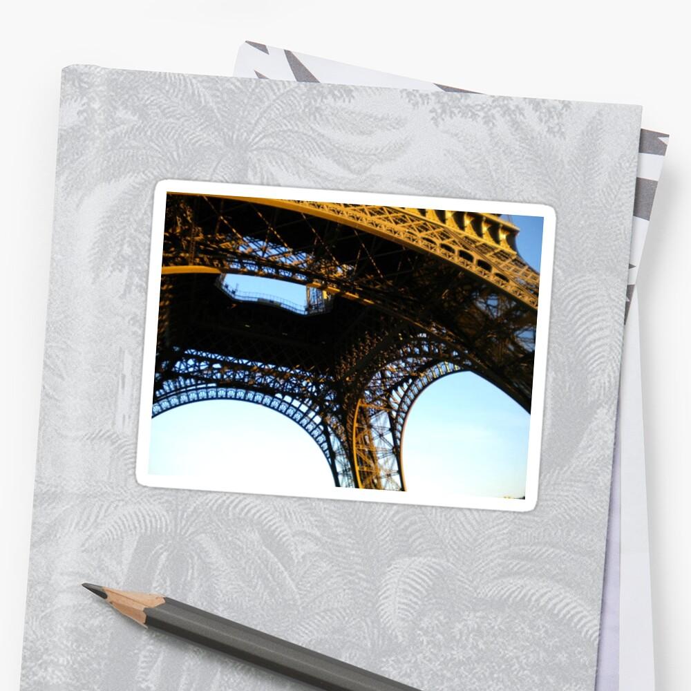 Eiffel Tower by stegeman