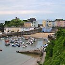 Tenby view  by Sparowsong