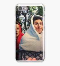 Andy Samberg and Seth Myers reenact E.T. iPhone Case/Skin