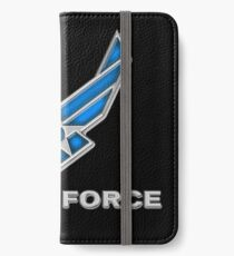 Air Force iPhone Wallet/Case/Skin