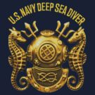 Navy Diver by Walter Colvin