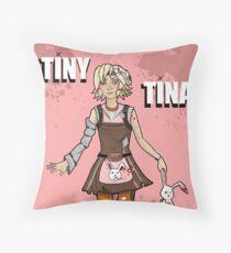 Tiny Tina Throw Pillow