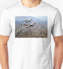 Two Lancasters over London T-Shirt