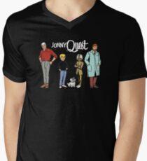 Jonny Quest Men's V-Neck T-Shirt