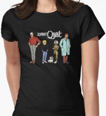 Jonny Quest Women's Fitted T-Shirt