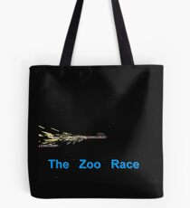 Zoo Rockets Tote Bag