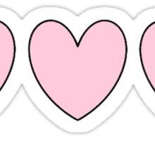 Hearts  Sticker