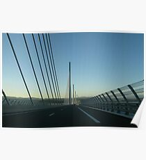 Millau Viaduct Posters Redbubble