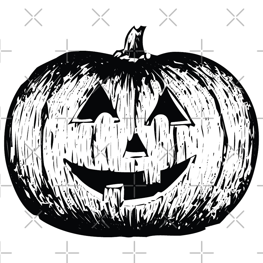 Pumpkin clipart black and white, Pumpkin black and white ... |Cartoon Black And White Pumkin