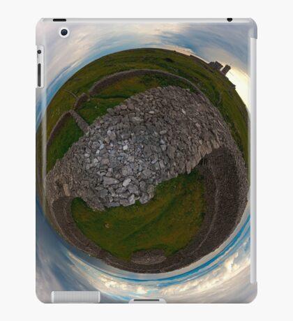 Dun Eochla, Inishmore, Aran Islands iPad Case/Skin