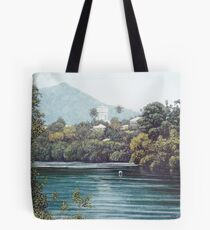Towards East Innisfail Tote Bag