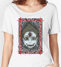 Third Eye Buddha Women's Relaxed Fit T-Shirt