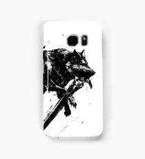 Great Wolf Sif Samsung Galaxy Case/Skin