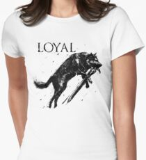 Great Wolf Sif Women's Fitted T-Shirt
