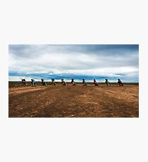 Cadillac Ranch Photographic Print