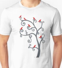 Birds of a Feather Unisex T-Shirt