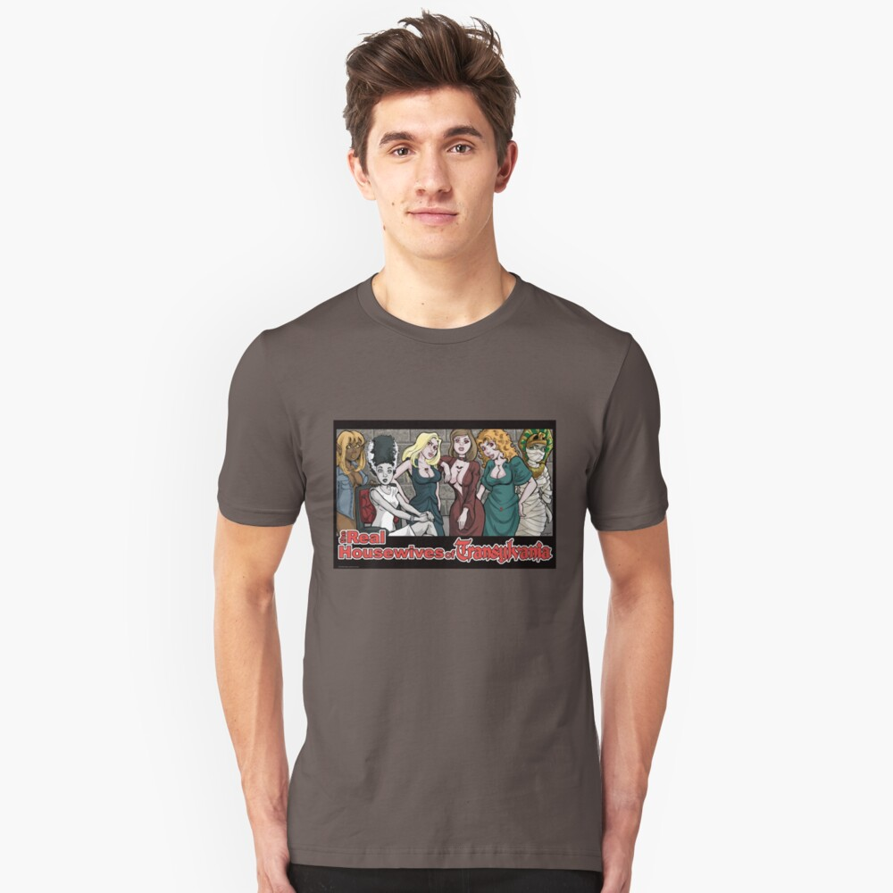 Real Housewives of Transylvania Unisex T-Shirt Front