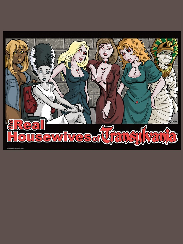 Real Housewives of Transylvania by guigar