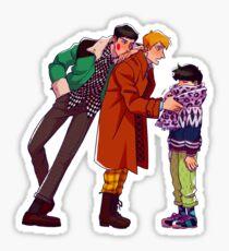gotta keep the son warm Sticker