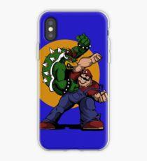 The Eternal Battle iPhone Case