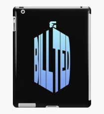 BILL AND TED - DOCTOR WHO iPad Case/Skin
