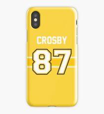 Sidney Crosby - Pittsburgh Penguins iPhone Case/Skin