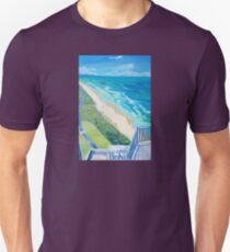 From Surfers Paradise the Gold Coast Queensland from High Surf T-Shirt