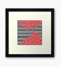 Romantic Love Framed Print