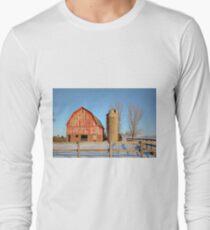 Empty Barnyard Long Sleeve T-Shirt