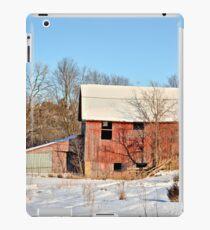 Cool Red Barn iPad Case/Skin
