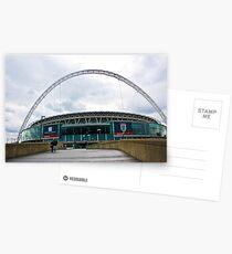Wembley Stadium Postcards