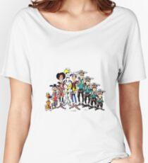 lucky luke Women's Relaxed Fit T-Shirt