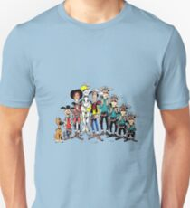 lucky luke Unisex T-Shirt