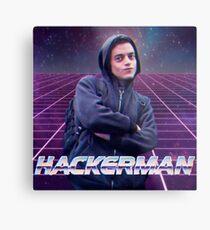 Hackerman Metal Print