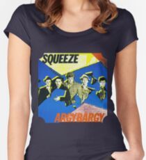 Squeeze Women's Fitted Scoop T-Shirt
