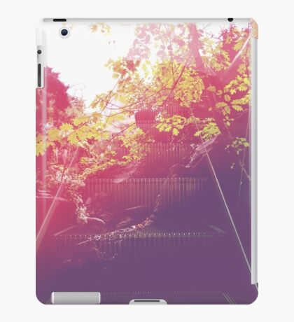 going up iPad Case/Skin
