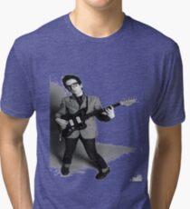 Elvis Costello Tri-blend T-Shirt