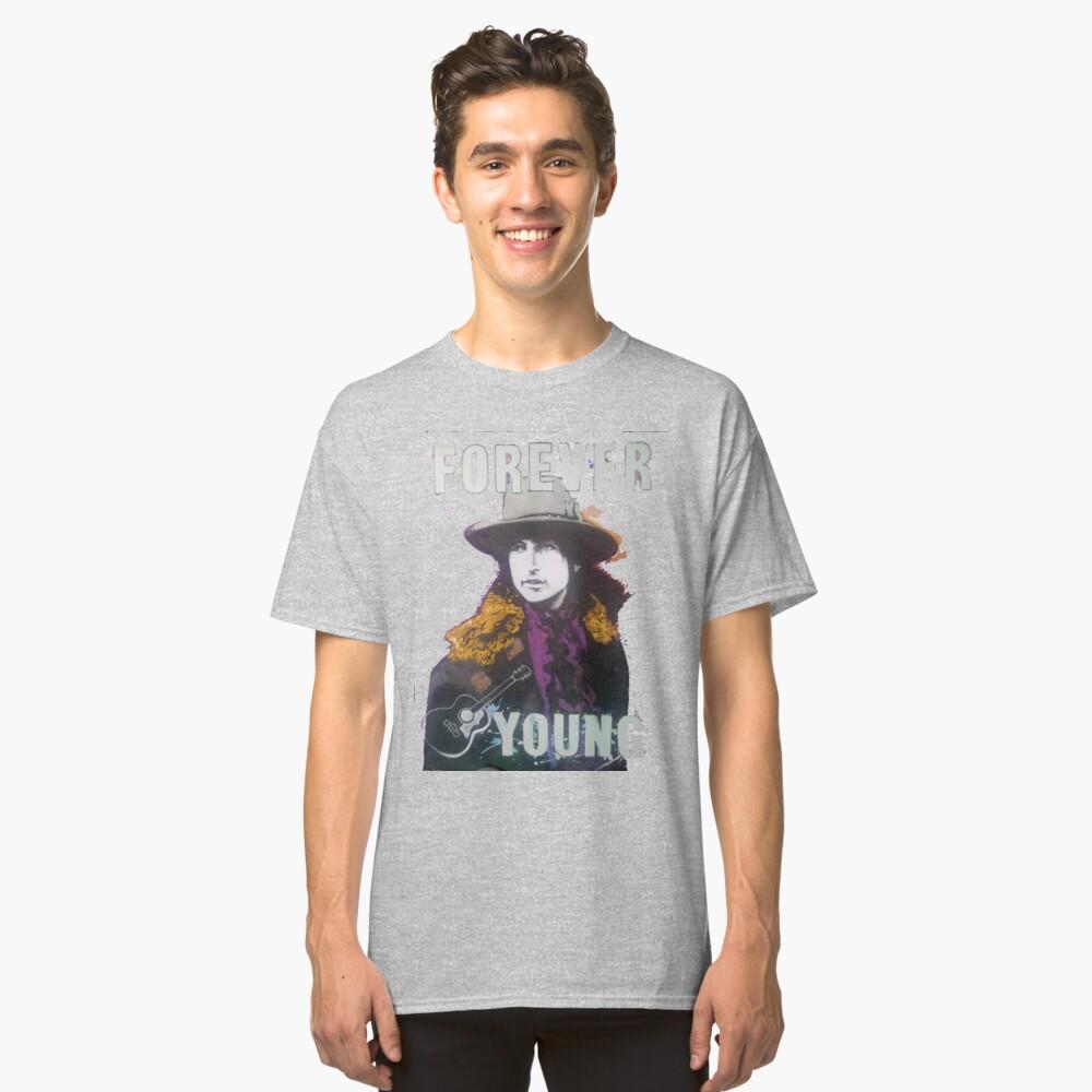 Bob Dylan Classic T-Shirt Front