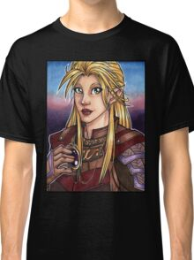 Elven Knight  Classic T-Shirt