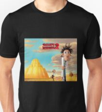 Cloudy with a chance of Meatballs 4 T-Shirt