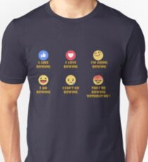 My Rowing Moods Unisex T-Shirt