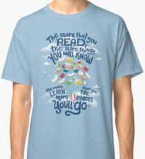 Go places Classic T-Shirt