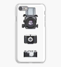 Cameras Collection iPhone Case/Skin
