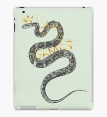 Wicked Games.. iPad Case/Skin