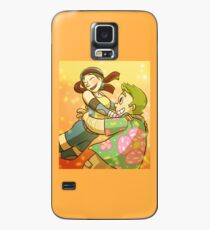Swing Me Case/Skin for Samsung Galaxy