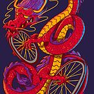 Dragon Bike by TokyoCandies