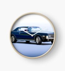 1968 Mercury Cougar XR-7 GT 'Studio' Clock